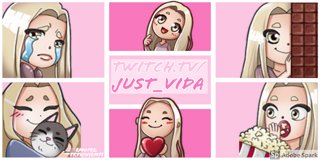 Profile banner for just_vida