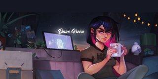 Profile banner for davegrecoart