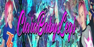 Profile banner for clarababylegs