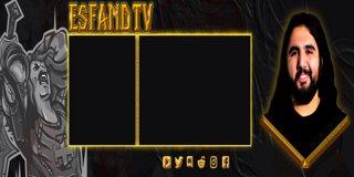 Profile banner for esfandtv