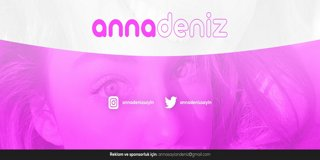 Profile banner for annadeniz