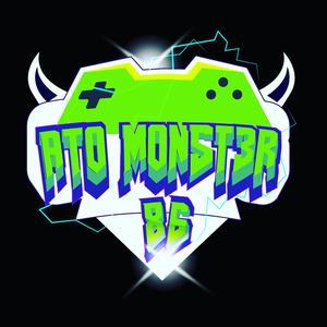 Atom0nst3r's Twitch Logo