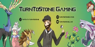 Profile banner for turntostone