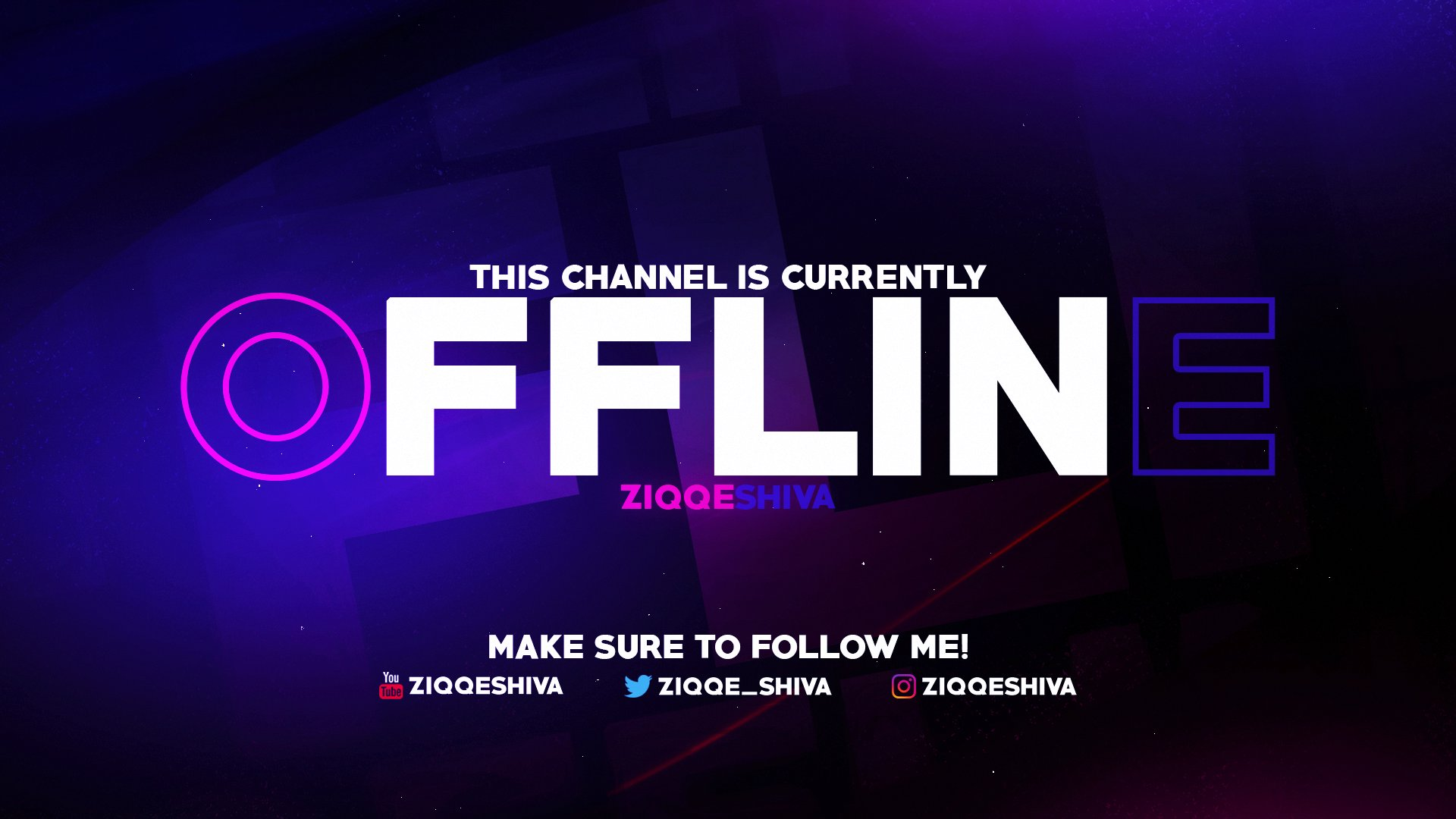 Twitch stream of Ziqqe_Shiva