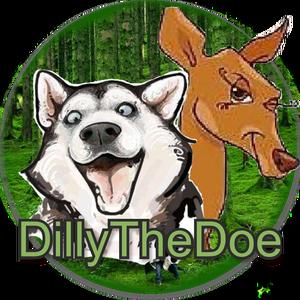 DillyTheDoe Logo