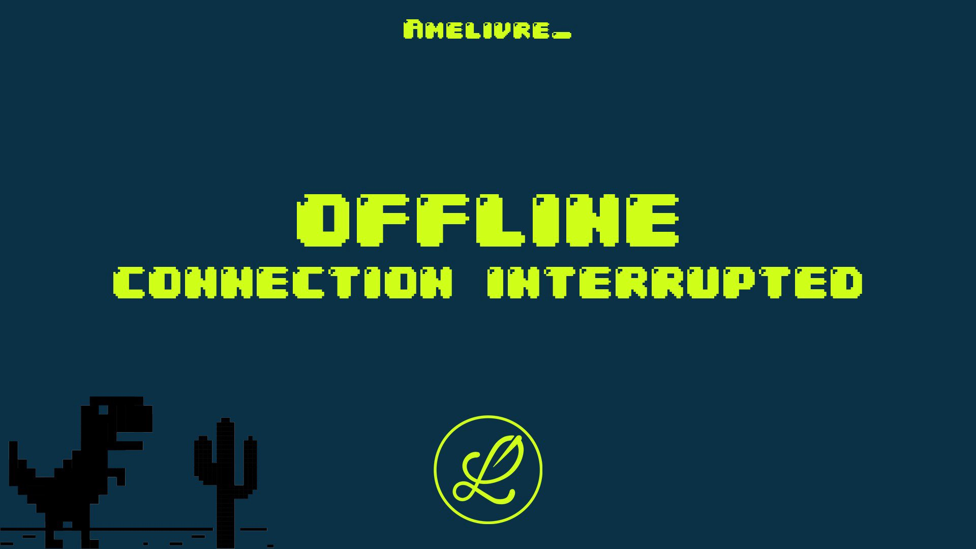 Twitch stream of Amelivre_