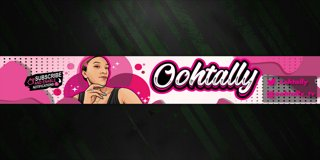 Profile banner for oohtally