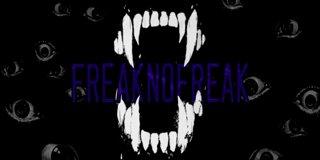 Profile banner for freaknofreak