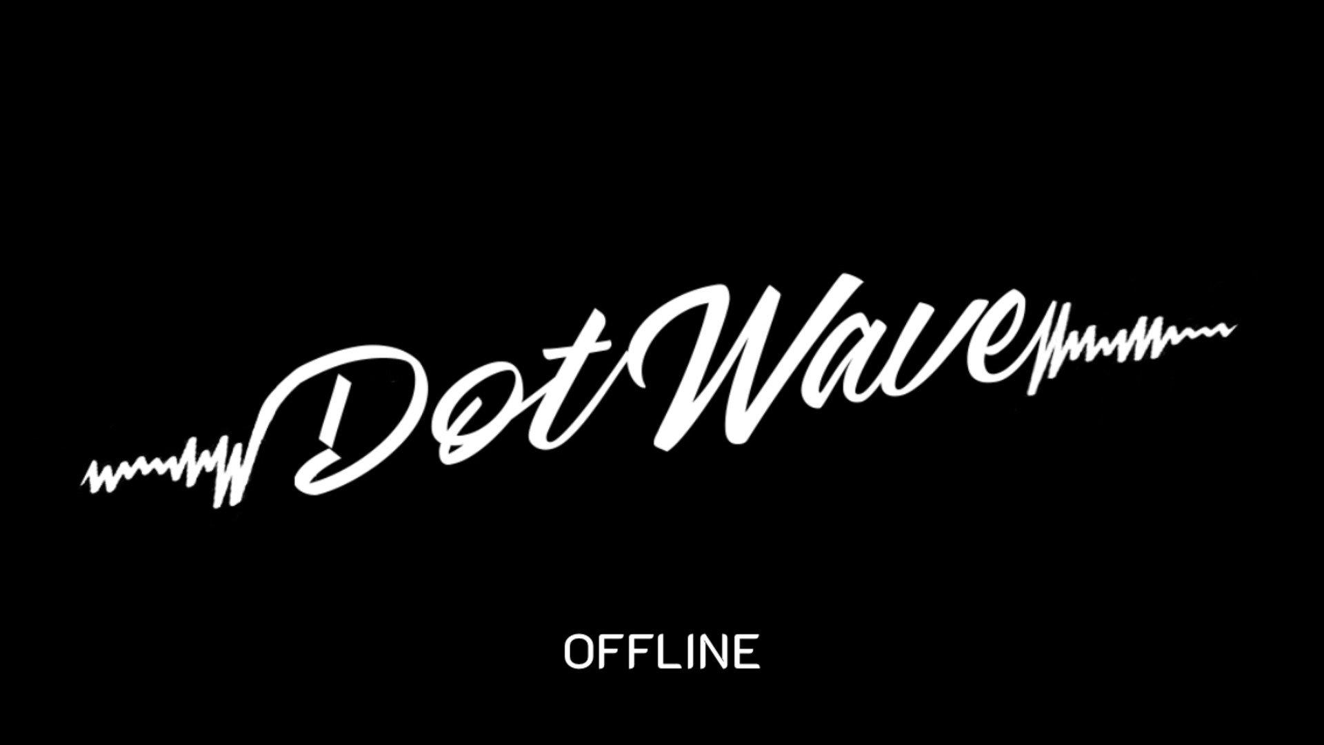 Twitch stream of DotWaveLive