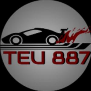 teu887 Logo