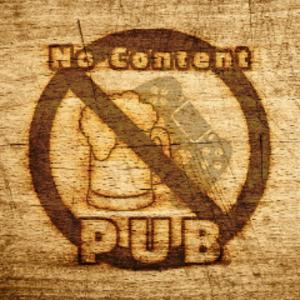 NoContentPub Logo