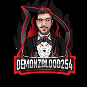 Demonzblood254 Logo
