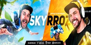 Profile banner for skyrroztv