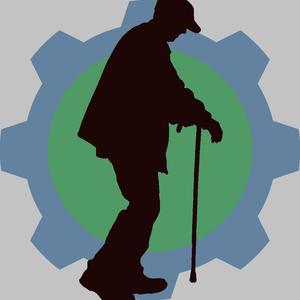 old_timer_gamer Logo