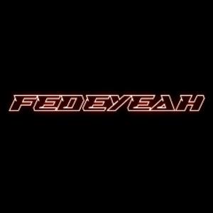 fEDEYEAHH Logo
