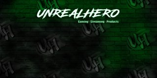 Profile banner for unrealhero_