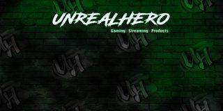 Profile banner for unrealhero_