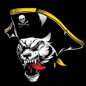 perro_pirata Logo
