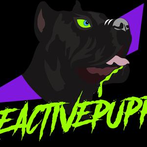 ReactivePuppy75 Logo