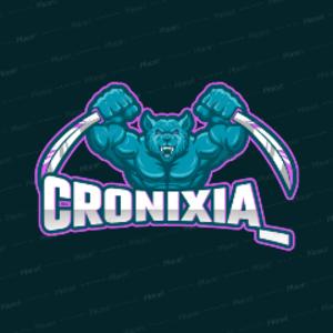 Cronixia_ Logo
