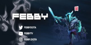 Profile banner for febbydoto