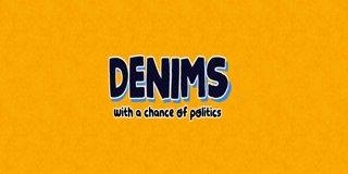 Profile banner for denims