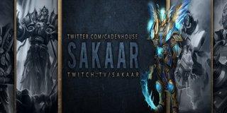 Profile banner for sakaar