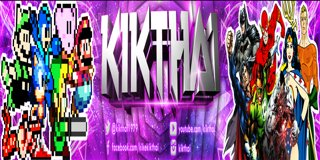 Profile banner for kikthai