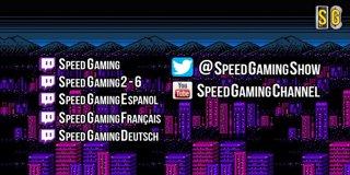 Profile banner for speedgaming6