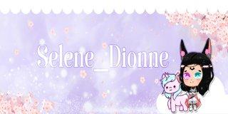 Profile banner for selene_dionne