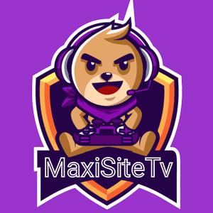 MaxiSiteTV Logo