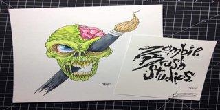 Profile banner for zombie_brush_studios