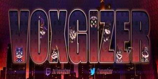Profile banner for voxgizer