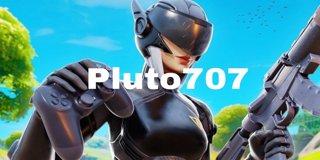 Profile banner for pluto707