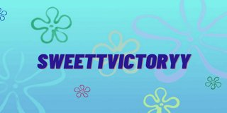 Profile banner for sweettvictoryy