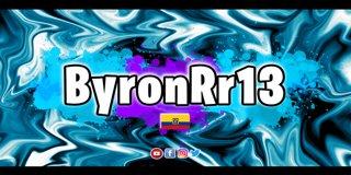Profile banner for byronrr13
