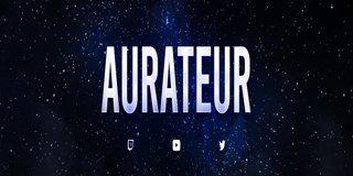 Profile banner for aurateur