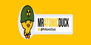 Profile banner for mratomicduck