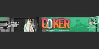 Profile banner for c0ker