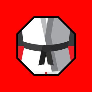 MMAOnPoint Logo
