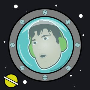 RocketManKian Logo