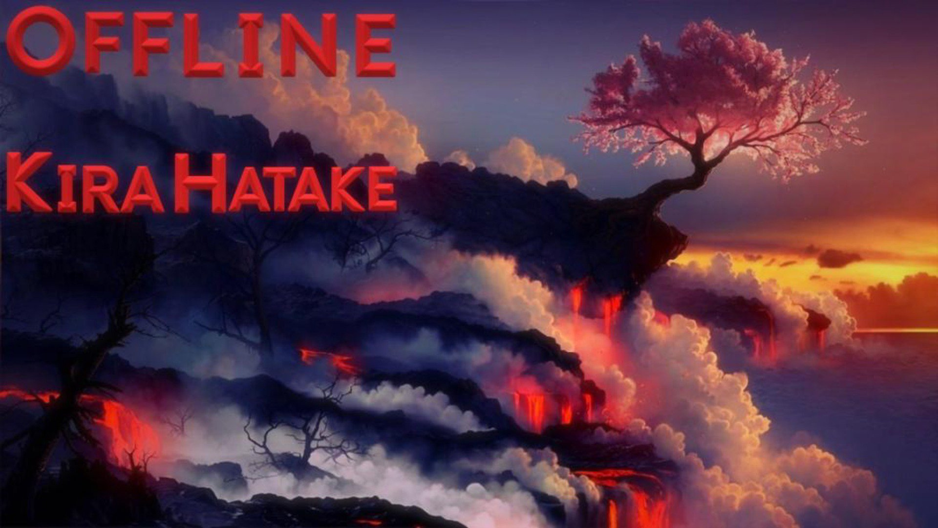 Twitch stream of KiraHatake