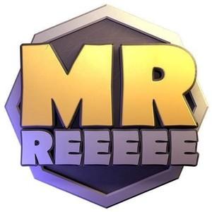 MrReeeee Logo