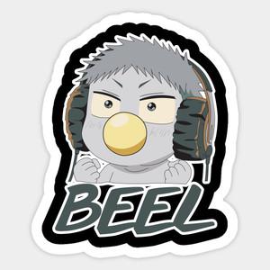 twitch channel logo of BeeLZeBuB_