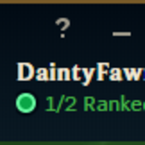 DaintyFawn52635 Logo