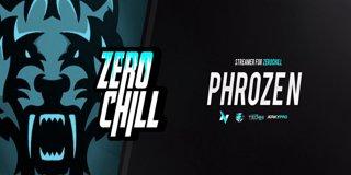 Profile banner for phrozen__