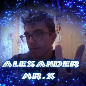 alexandermrxofficial Logo