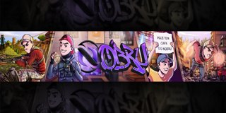 Profile banner for nobru