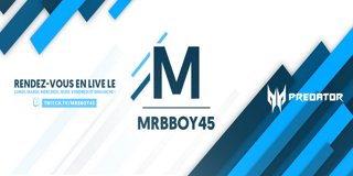 Profile banner for mrbboy45