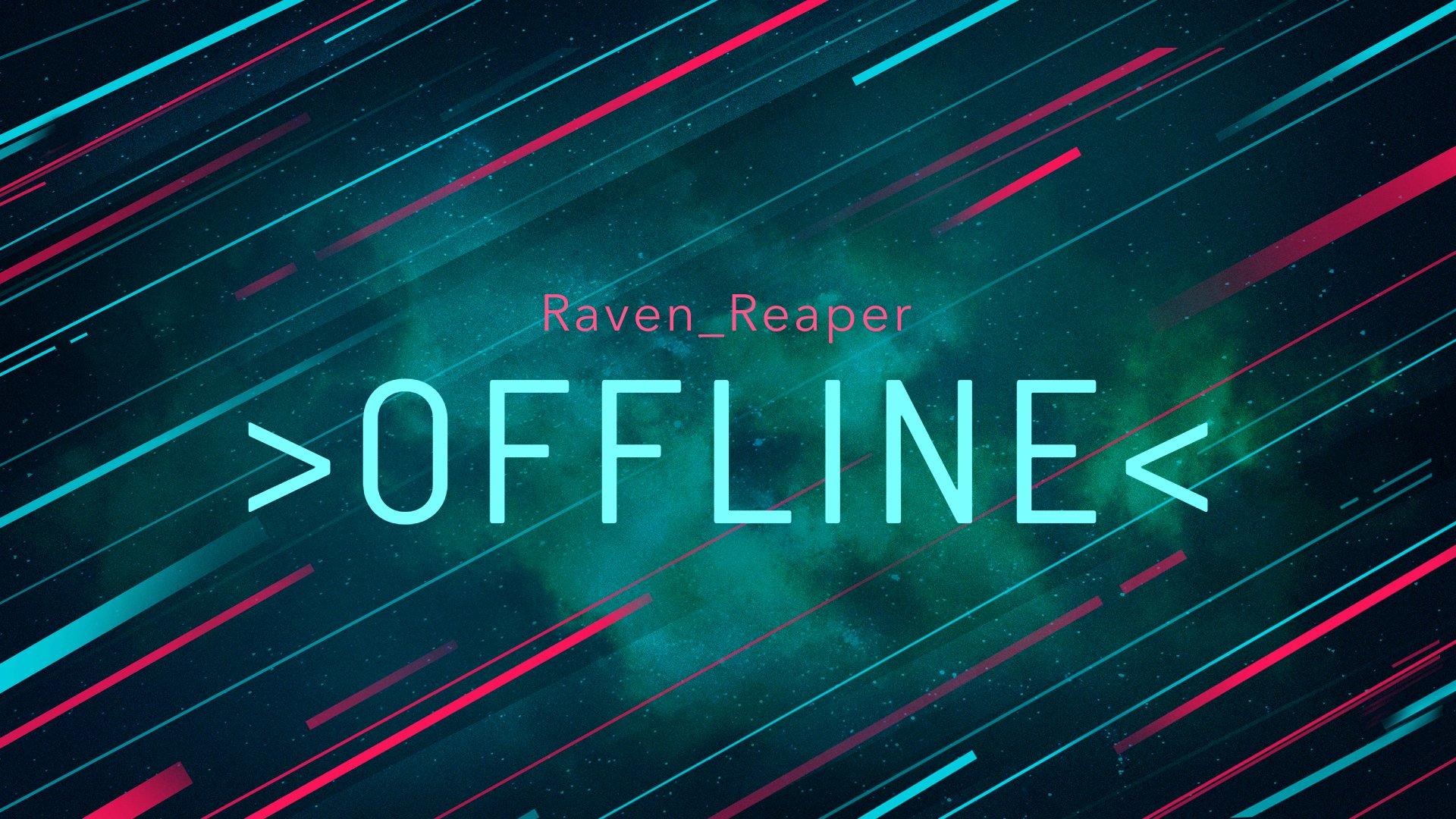Twitch stream of raven_reaper47